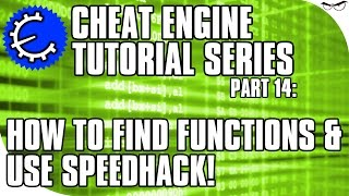 Cheat Engine 6.5 Tutorial Part 15: Finding Functions and Speedhack! [HuniePop]