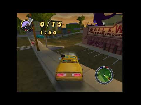 The Simpsons: Hit & Run, multiple car control glitch (?)
