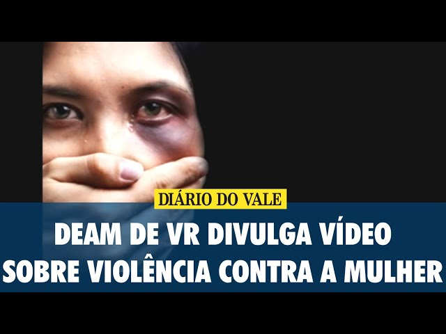 Deam de Volta Redonda divulga vídeo 'Basta de Violência Contra a Mulher no Carnaval'
