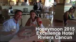 Excellence Hotel - Riviera Cancun - Honeymoon Suite