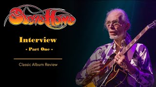 Steve Howe: Interview Pt.1 | 'The Quest' New Yes Album