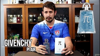 Givenchy Pi Air Fragrance Review