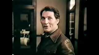 CBS promo Jack Palance is Bronk 1975