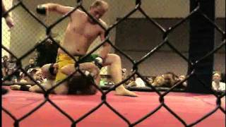 Hardrock MMA 33 Fight 18 Danny Kelly vs Brandon Stewart Round 2