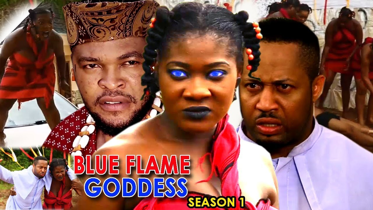Download Blue Flame Goddess Season 1 - Mercy Johnson 2018 Latest Nigerian Nollywood Movie Full HD   1080p