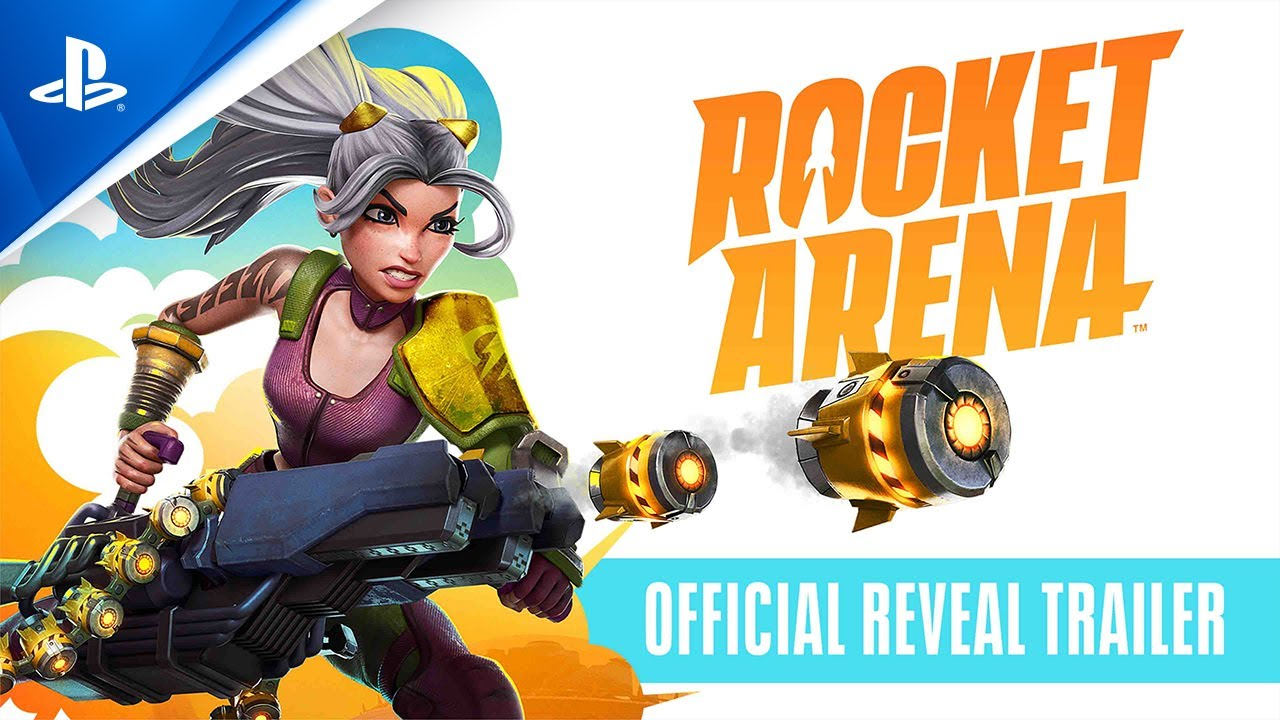 『ロケットアリーナ』公式公開トレーラー