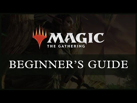 How To Play Magic: The Gathering | Part 1: The Basics