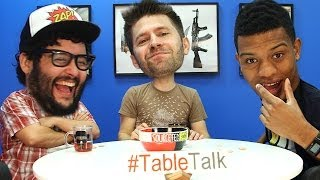 #TableTalk - Brought to you by Strens'ms!