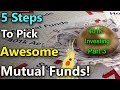 PROCESS FOR PICKING MUTUAL FUNDS |401k Investing| Part 3