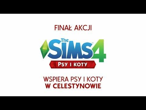 The Sims 4 wspiera Psy i koty - relacja z wizyty #TeamGramPaula