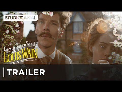 DIE WUNDERSAME WELT DES LOUIS WAIN   Trailer   OV   2022 im Kino!