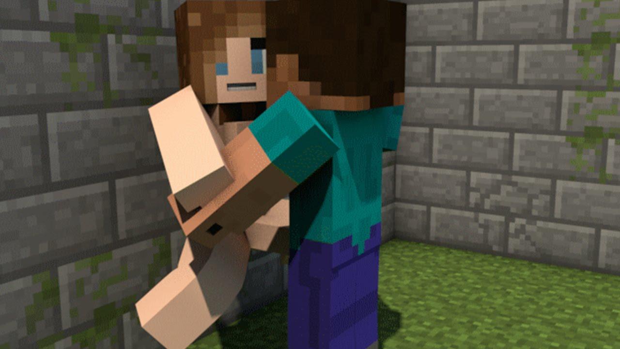Minecraft porn animation