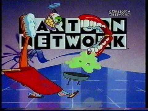 Przejście z Cartoon Network w TCM - 2004r.