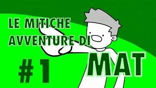LAS MÍTICAS AVENTURAS DE LA ALFOMBRA! Ep 01 (HD) MATV animados