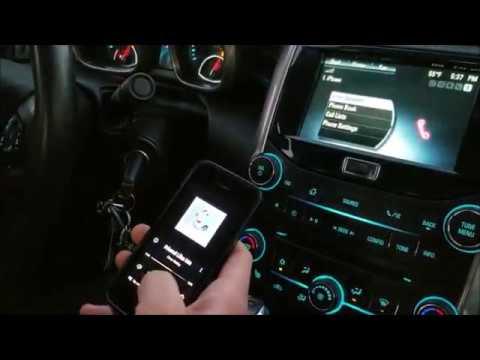 Chevy MyLink Bluetooth Glitch Fix