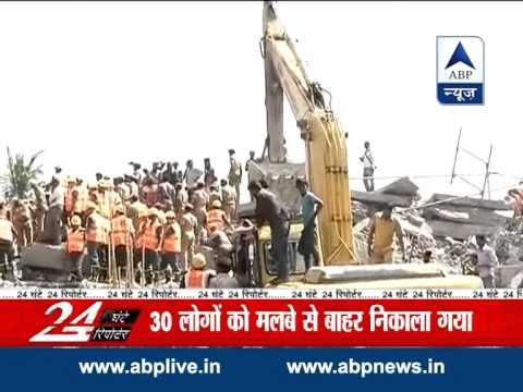 Chennai building collapse: Death toll reaches 10