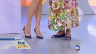 Elisany da Cruz Silva größte Frau von Brasilien