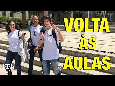 📚MEU PRIMEIRO DIA DE AULA - ROTINA VOLTA ÀS AULAS!📚