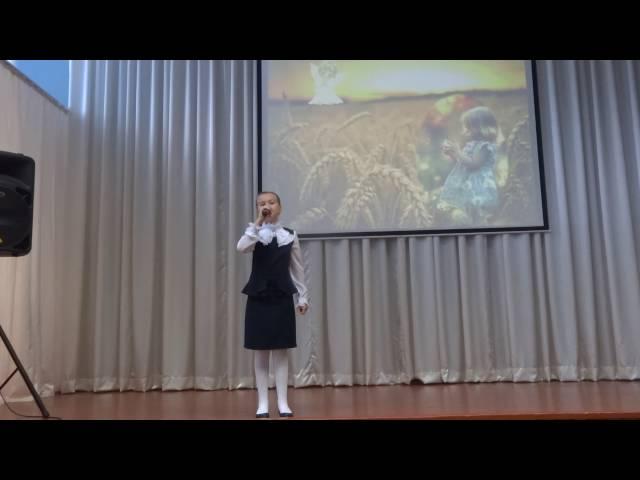 Дарья Суслова читает произведение «Ангел» (Бунин Иван Алексеевич)