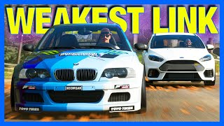 Forza Horizon 4 : Ultimate Racer Challenge!! (FH4 Weakest Link)