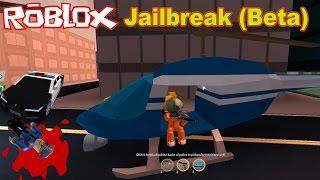 sono un alieno cattivo il JailBreak (Beta) in ROBLOX
