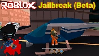 I'm a Bad Alien on JailBreak (Beta) in ROBLOX