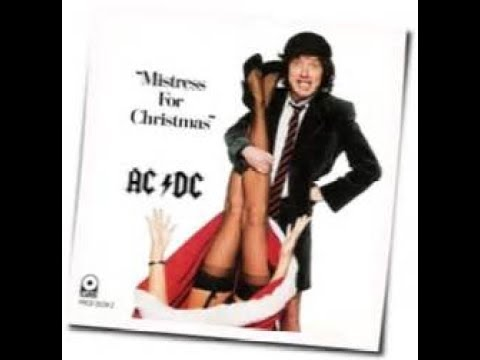 AC / DC ~▷ Mistress for Christmas - YouTube