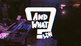 Sunset Sunrise New Live Set @ AndWhatldn #moresunsetsunrise