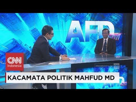 Kacamata Politik Mahfud MD - AFD Now