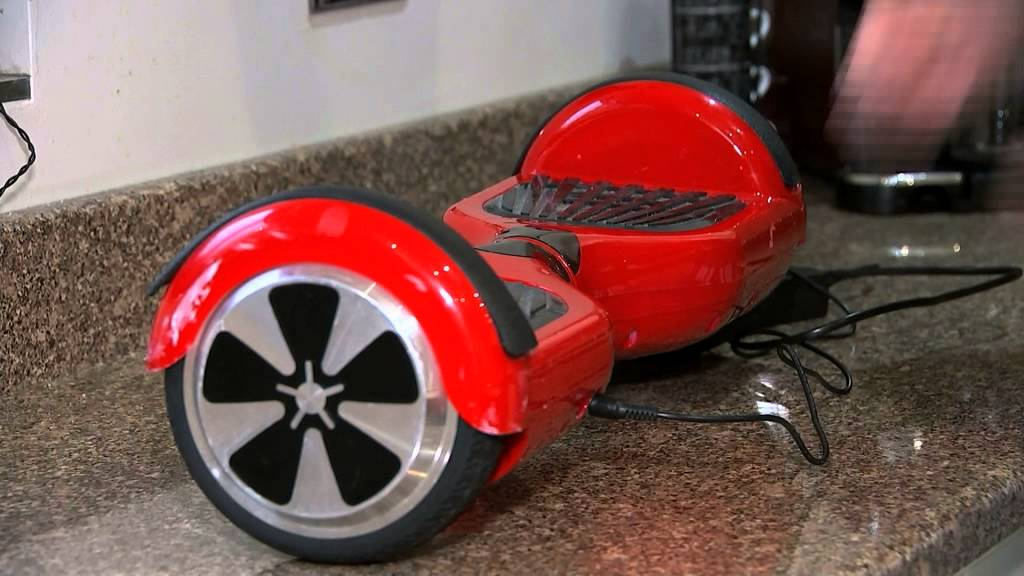 Hoverboard concerns ahead of Christmas - YouTube