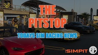 Foust E3 Challenge, Monaco Results, AMG Results, iRacing Subee, On Rush/Crew Reports and more