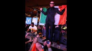 UFC 246 Conor McGregor TKO Cowboy Cerrone After Party Encore Beach Club Las Vegas
