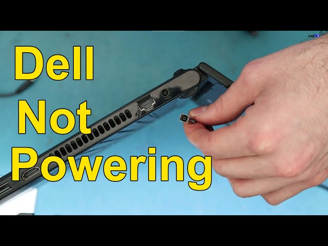 Easy way to see if your dell laptop has a battery issue or a charging issue