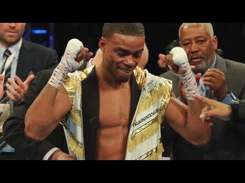 ERROL SPENCE BREAKS DOWN KNOCKOUT OF KELL BROOK; RATES PERFORMANCE, CALLS OUT PACQUIAO & THURMAN