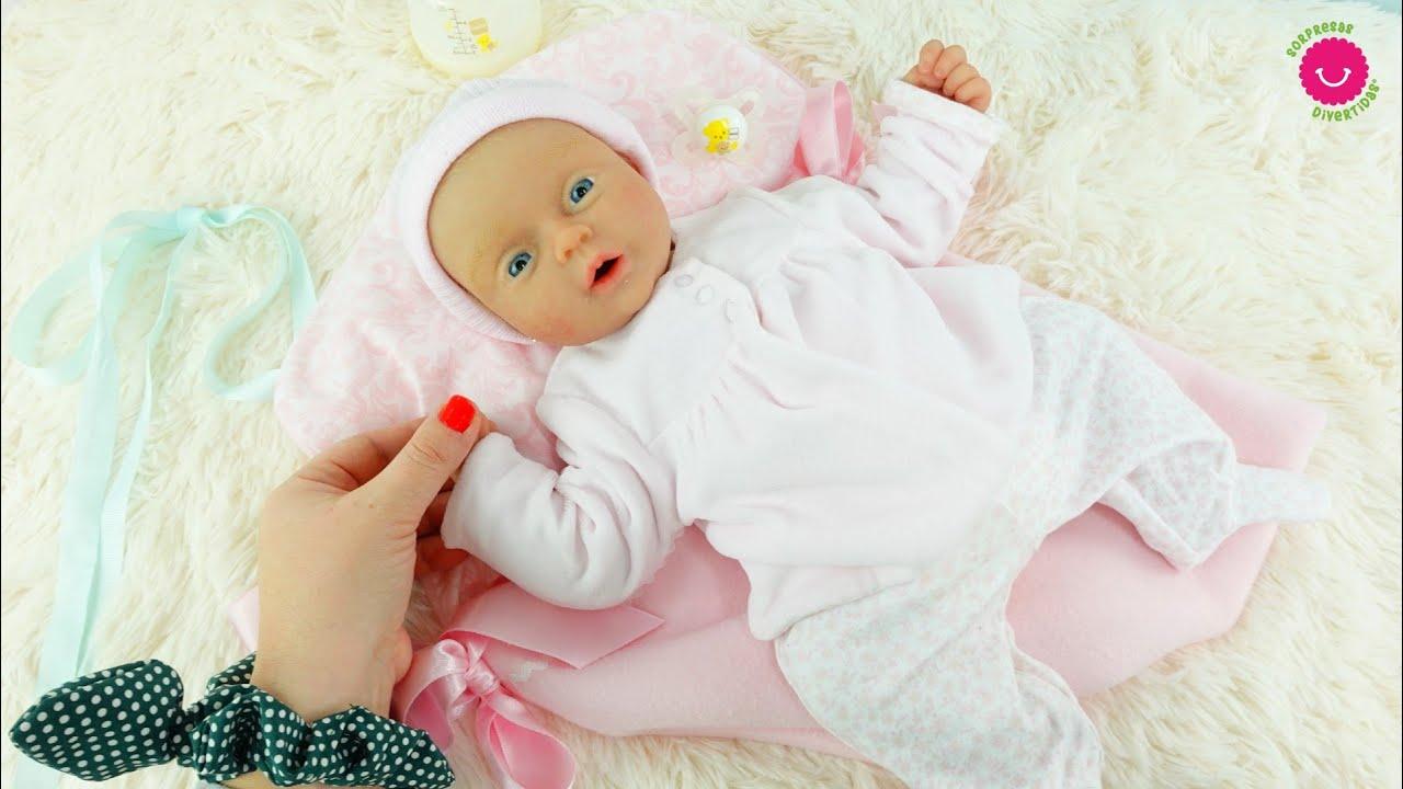ALMA es la Nueva Bebé de Silicona con su CAJA SORPRESA de Coco Rebor