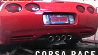 corvette c5 sound clip stock exhaust