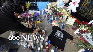 At least 1 suspect sought in fatal shooting of Nipsey Hussle: Authorities
