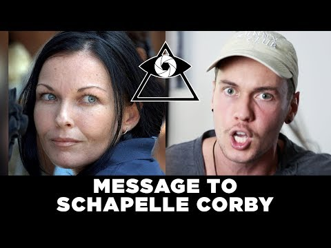 MESSAGE TO SCHAPELLE CORBY - Cunspiracy #4