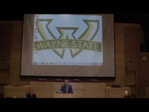 I. Goodman Cohen Lecture in Trial Advocacy - Part Two (10-19-16)