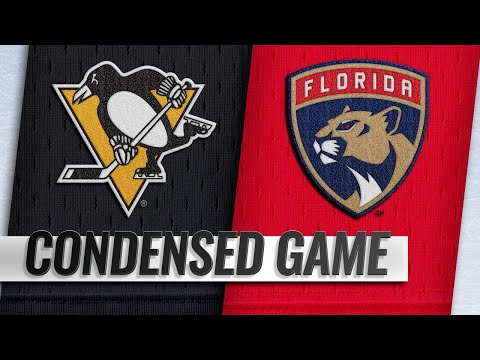 02/07/19 Condensed Game: Penguins @ Panthers