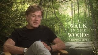 Robert Redford takes A Walk in the Woods