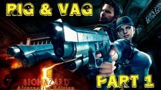 Resident Evil 5 Lost in Nightmares Прохождение Часть 1