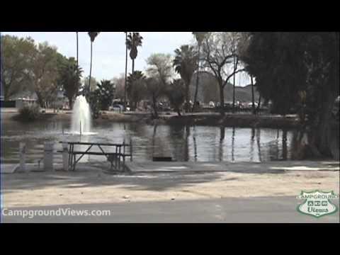 CampgroundViews.com - Reflection Lake RV Park & Fishing Campground San Jacinto California CA