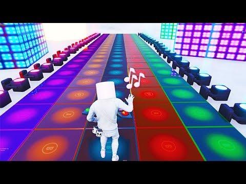 Wir haben Musik mit den Fortnite Musikblöcken gemacht! (Marshmello)