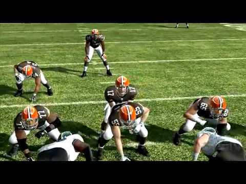 Madden 11 - AFC North & South Player Ratings
