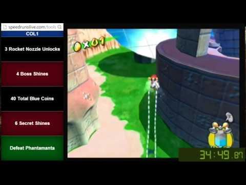 Super Mario Sunshine Bingo Beta 12/17/2013 #5
