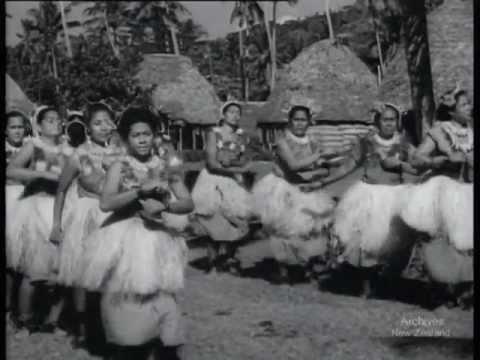 Samoa (1949) (W3471/16BW236)