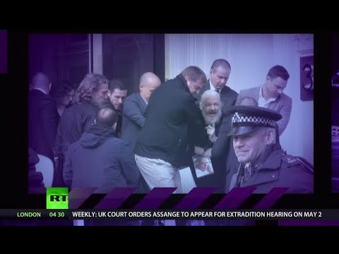 CrossTalk Bullhorns: 'Assange'