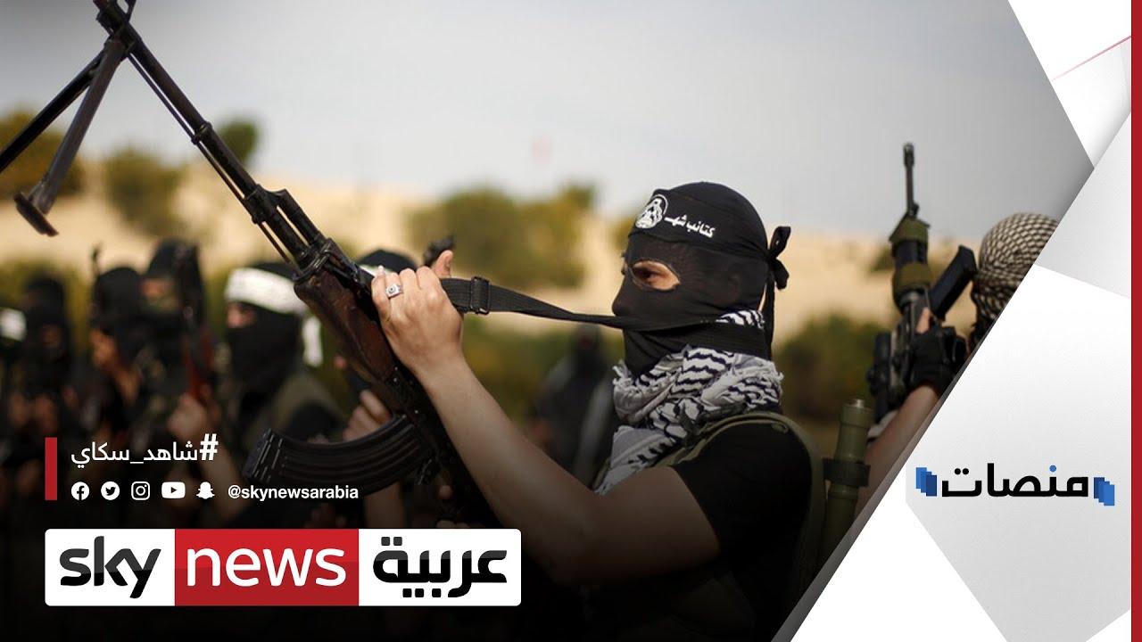 مسيرة مسلحة بالرشاشات وسط #رام_الله تثير تفاعلا على مواقع التواصل | #منصات  - نشر قبل 4 ساعة