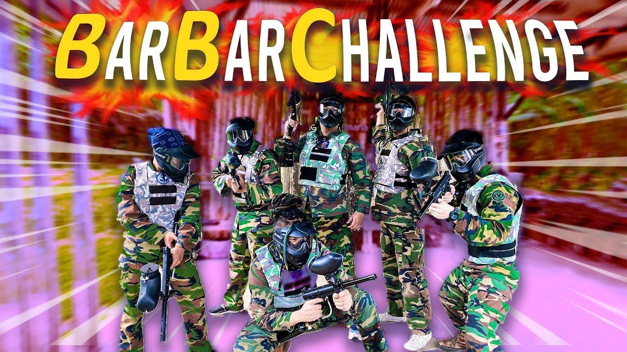 KUCING BENTENG! #BarBarChallenge #bbcmab18